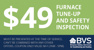 $49 Furnace Tune Up