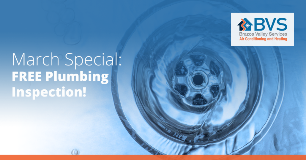 Plumbing Services - Free Plumbing Inspection in Katy, TX